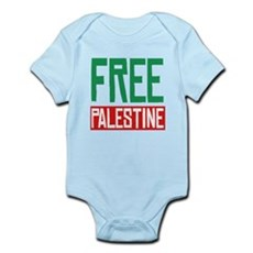 Free Palestine ????? ?????? Infant Bodysuit