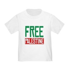 Free Palestine ????? ?????? Toddler T-Shirt