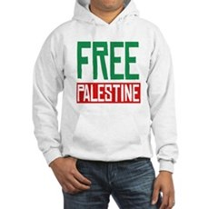 Free Palestine ????? ?????? Hooded Sweatshirt