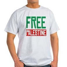 Free Palestine ????? ?????? Light T-Shirt