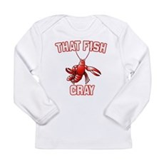 That Fish Cray Long Sleeve Infant T-Shirt
