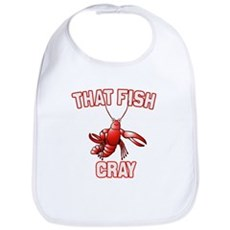 That Fish Cray Bib