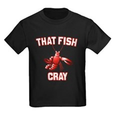 That Fish Cray Kids T-Shirt