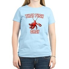 That Fish Cray Womens Light T-Shirt