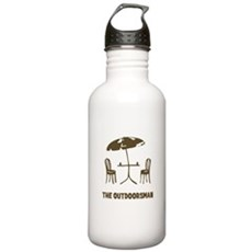 The Outdoorsman Stainless Water Bottle 1 Liter