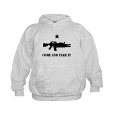 Come and Take It Kids Hoodie