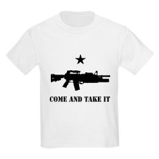 Come and Take It Kids Light T-Shirt