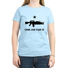 Come and Take It Womens Light T-Shirt