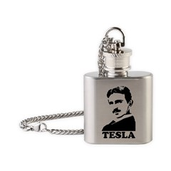 Tesla Flask Necklace