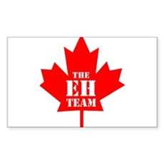 The Eh Team Rectangle Sticker