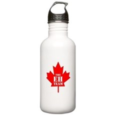 The Eh Team Stainless Water Bottle 1 Liter