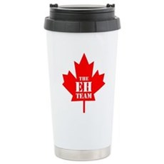 The Eh Team Stainless Steel Travel Mug