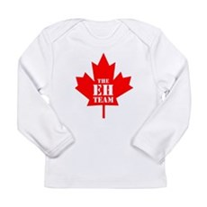 The Eh Team Long Sleeve Infant T-Shirt