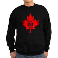 The Eh Team Dark Sweatshirt
