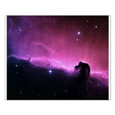 Horsehead Nebula Small Poster