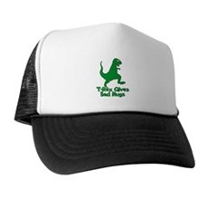 T-Rex Gives Bad Hugs Trucker Hat