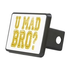 U Mad Bro Hitch Cover