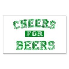 Cheers for Beers Sticker