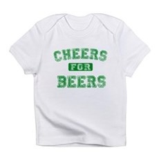 Cheers for Beers Infant T-Shirt