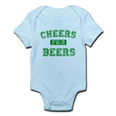 Cheers for Beers Body Suit