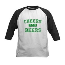 Cheers for Beers Baseball Jersey