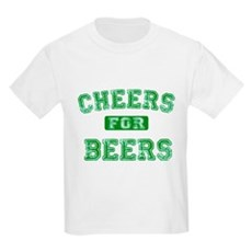 Cheers for Beers T-Shirt