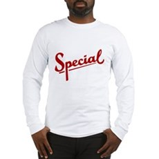 I'm Special Long Sleeve T-Shirt