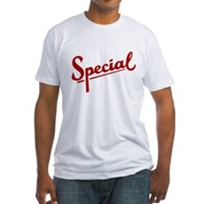 I'm Special Fitted T-Shirt