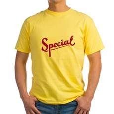 I'm Special Yellow T-Shirt