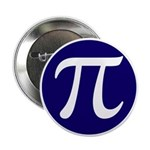 "Large 2.25"" Pi Buttons (10 pack) - Wear this Pi button on Pi Day & give some to your friends."