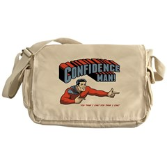 Confidence Man! Messenger Bag