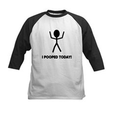 I Pooped Today Baseball Jersey