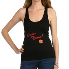 Come on Down Racerback Tank Top