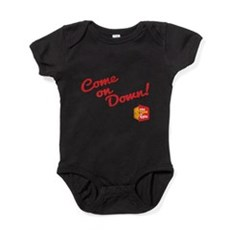 Come on Down Baby Bodysuit