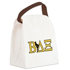 Beta House Fraternity Canvas Lunch Bag