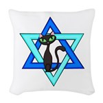 Jewish Cat Stars Home Decor