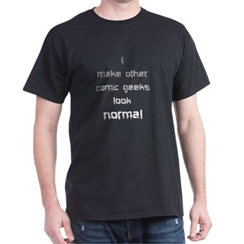 Look normal Dark T-Shirt | Gifts For A Geek | Geek T-Shirts