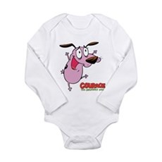 Courage the Cowardly Dog Body Suit