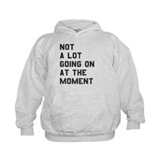 Not A Lot Going on at the Moment Hoodie