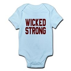 Wicked Strong Boston Body Suit