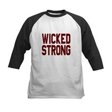 Wicked Strong Boston Baseball Jersey