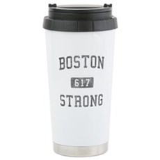 Boston Strong Travel Mug