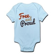Free and Proud Body Suit