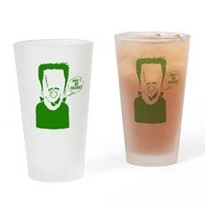 May I Be Frank Drinking Glass