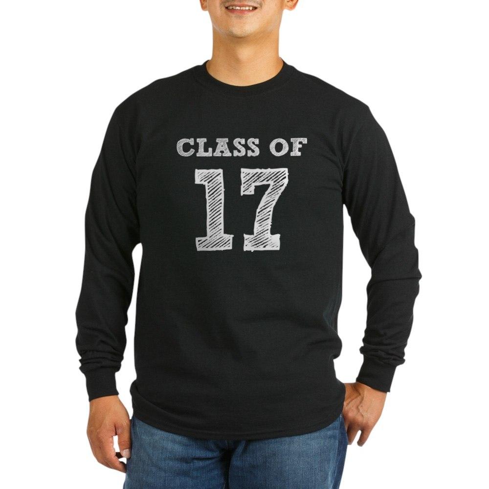 Design t shirt for class - Sketch Class Of 16 Long Sleeve Dark T Shirt