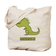 Rawrsome Tote Bag