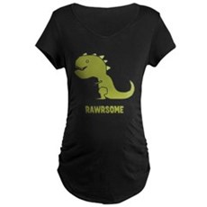 Rawrsome Maternity T-Shirt