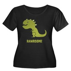 Rawrsome Plus Size T-Shirt