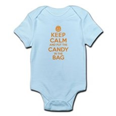 Keep Calm Candy Bag Body Suit