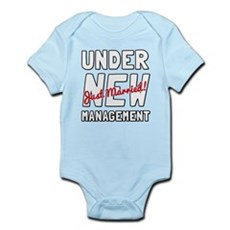 Under New Management Body Suit